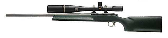 Cooper Rifles - Fox Firearms
